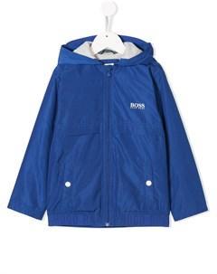 Ветровка с капюшоном Boss kidswear