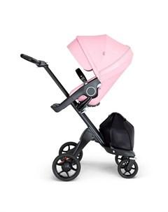 Детская коляска Xplory V6 Lotus Pink Stokke