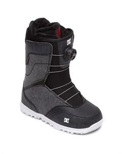 Ботинки для сноуборда женские Search J Boax BLACK 2021 Dc shoes
