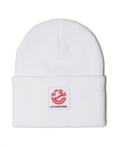 Шапка ELEMENT Ghostbusters Dusk Beanie OPTIC WHITE 2021 Element