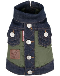 Куртка для собаки из коллаборации с Poldo Dog Couture Dsquared2