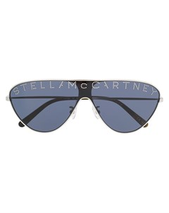 Солнцезащитные очки с логотипом Stella mccartney eyewear