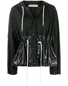 Укороченная присборенная ветровка Givenchy