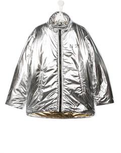 Куртка с логотипом Nº21 kids
