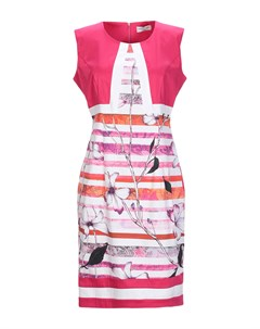Платье до колена Jennifer land milano