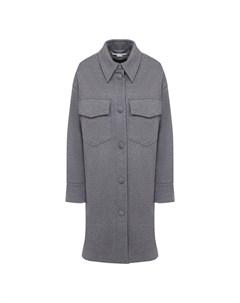 Шерстяное пальто Stella mccartney
