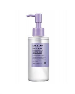 Great Pure Cleansing Oil Гидрофильное масло для снятия макияжа 145 мл Mizon