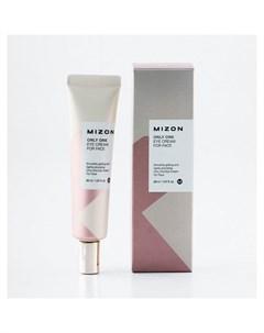 Only One Eye Cream Многофункциональный крем для области вокруг глаз и губ 30 мл Mizon