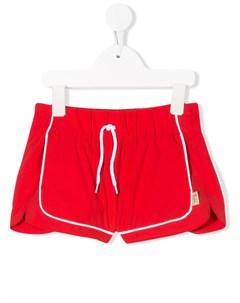 Короткие шорты с кулиской The marc jacobs kids