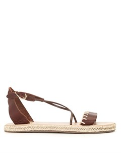Эспадрильи Lola Ancient greek sandals
