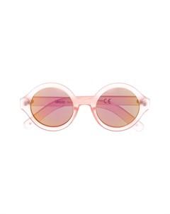 Солнцезащитные очки в круглой оправе Molo
