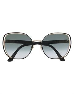 Солнцезащитные очки в круглой оправе Jimmy choo eyewear