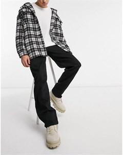 Черные брюки в стиле 80 х Stan ray®