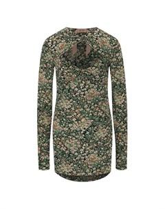 Шелковая блузка No21