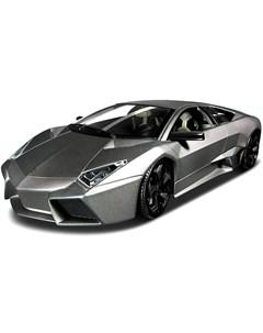 Машинка металлическая Lamborghini Reventon 1 32 Bburago