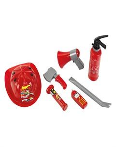Игровой набор Чемодан пожарного 7 предметов Klein