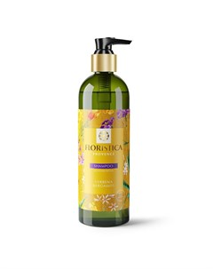 Шампунь Provence для окрашенных и поврежденных волос Вербена лимонная бергамот 345 мл Floristica