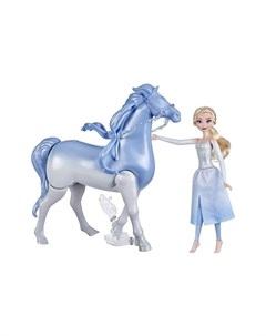 Набор игровой Холодное сердце 2 Эльза и Нокк Disney princess