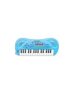 Музыкальный инструмент Синтезатор с микрофоном ZY287073 Игротрейд