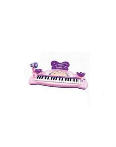 Музыкальный инструмент Синтезатор с микрофоном Y5813043 Игротрейд