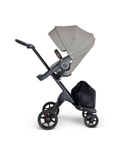 Детская коляска Xplory V6 Brushed Grey Stokke