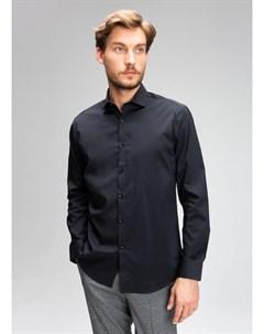 Рубашка из однотонного поплина Ostin