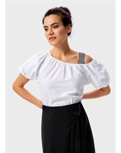 Блузка с открытыми плечами Ostin