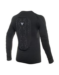 Термобелье с защитой Trailknit Back Protector Shirt Winter Black Dainese
