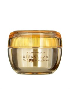 Крем для лица Intense Care Gold 24K Snail Cream Tony moly