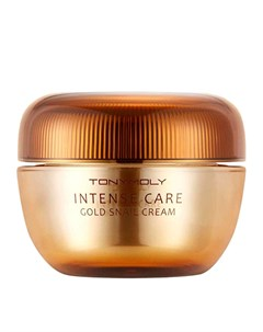 Крем для лица Intense Care Gold Snail Cream Tony moly