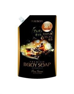 Гель для душа Pure Body Premium 840 мл Mitsuei