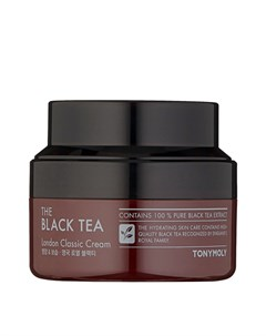 Крем для лица The Black Tea London Classic Cream Tony moly