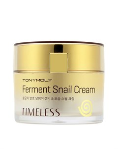 Крем для лица Timeless Ferment Snail Cream Tony moly