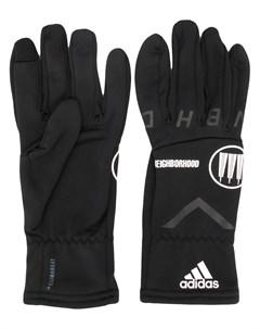 Перчатки с логотипом Adidas