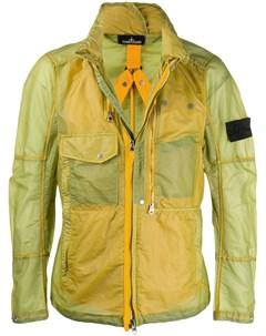 Легкая куртка Parla на молнии Stone island shadow project