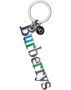 Брелок для ключей с винтажным логотипом Burberry