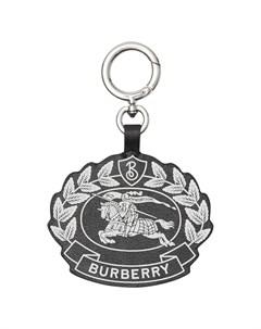 Брелок для ключей с принтом эмблемы Burberry