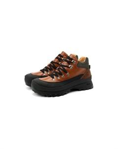 Кожаные ботинки Camerlengo