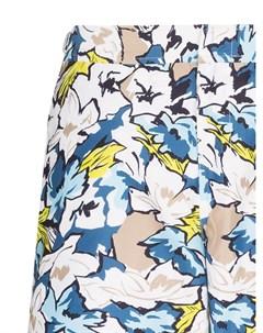 Плавки шорты Bulldog South Beach с цветочным принтом Orlebar brown