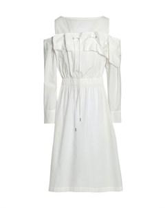 Платье длиной 3 4 Chalayan