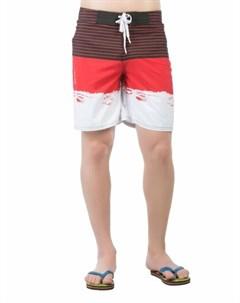 COLINS красный мужской пляжные шорты COLIN'S