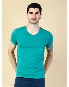 COLINS бордовый мужской футболки короткий рукав COLIN'S