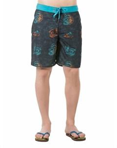 COLINS черный мужской пляжные шорты COLIN'S