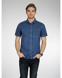 COLINS мужской рубашки короткий рукав COLIN'S