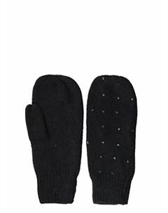 COLINS черный женский перчатки COLIN'S