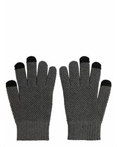 COLINS антрацит мужской перчатки COLIN'S