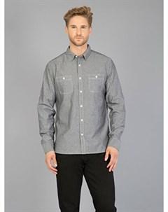 COLINS серый мужской рубашки длинний рукав COLIN'S