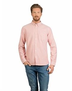 COLINS коралловый мужской рубашки длинний рукав COLIN'S