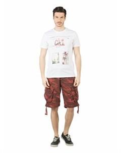 COLINS красный мужской шорты COLIN'S