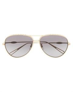 Солнцезащитные очки авиаторы Chopard eyewear